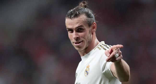 18: Gareth Bale