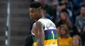 Zion Williamson LeBron James'in tahtına aday