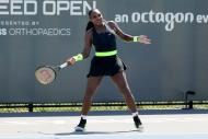 Serena Williams çeyrek finalde veda etti