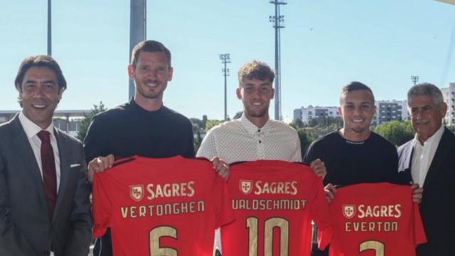 Benfica transfere hızlı başladı