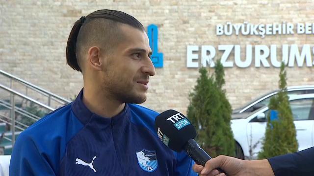 Oltan Karakullukçu TRT Spor'a konuştu.