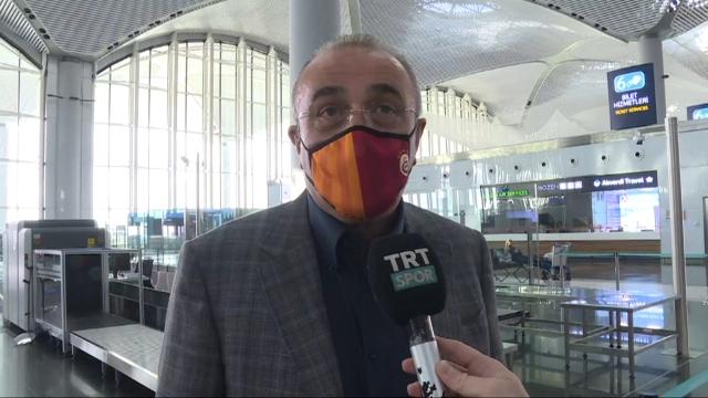 Abdurrahim Albayrak TRT Spor'a konuştu
