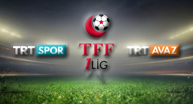 Trt De Haftanin Tff 1 Lig Programi Trt Spor Turkiye Nin Guncel Spor Haber Kaynagi