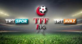 TRT'de haftanın TFF 1. Lig programı