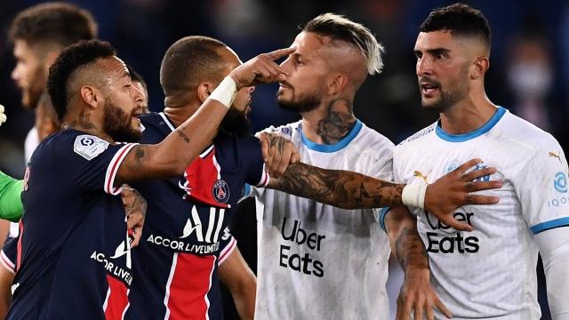 PSG - Marsilya maçının faturası kesildi