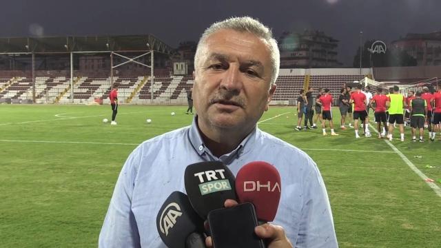 """""""İnşallah Hatayspor'a yakışır futbolumuzu sürdüreceğiz"""""""