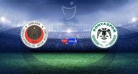 Gençlerbirliği - Konyaspor