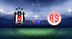 Beşiktaş-Fraport TAV Antalyaspor
