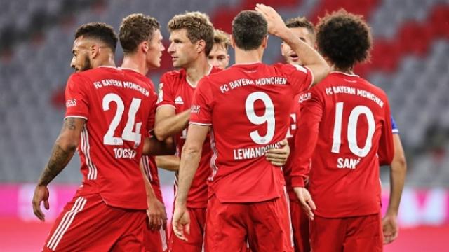 Bundesliga 1. Hafta - Bayern Münih - Schalke (Özet)