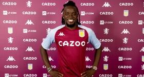 Bertrand Traore Aston Villa'da