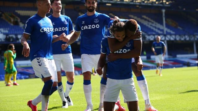Premier Lig 2. Hafta | Everton-West Bromwich (Özet)
