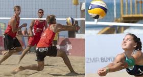 İzmir'de yarı finalistler netleşti