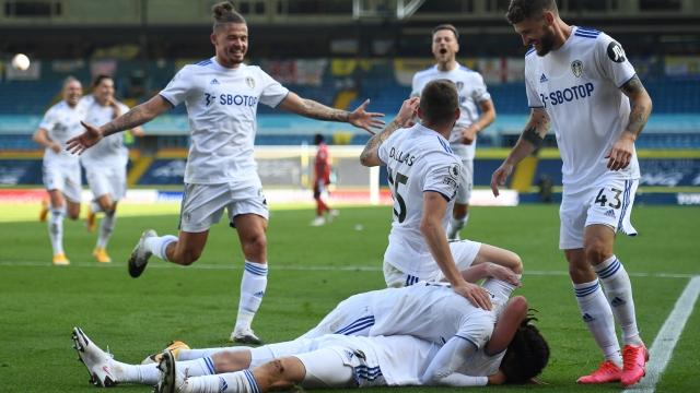 Premier Lig 2. Hafta | Leeds-Fulham (Özet)