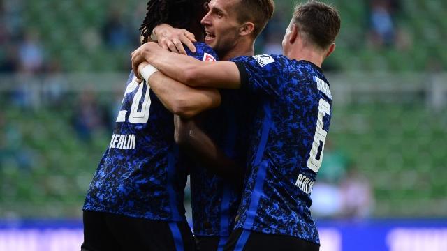 Bundesliga 1.Hafta | Werder Bremen - Hertha Berlin (Özet)