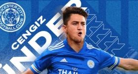 Leicester City Cengiz Ünder'i açıkladı