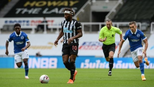 Premier Lig 2. Hafta -  Newcastle - Brighton (Özet)