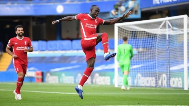 Premier Lig 2. Hafta -  Chelsea - Liverpool (Özet)