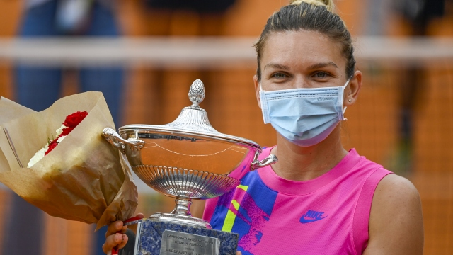 Roma'da şampiyon Simona Halep