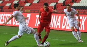 Samsunspor'dan net galibiyet