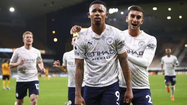 İngiltere Premier Lig 2. Hafta | Wolves - Manchester City  (Özet)