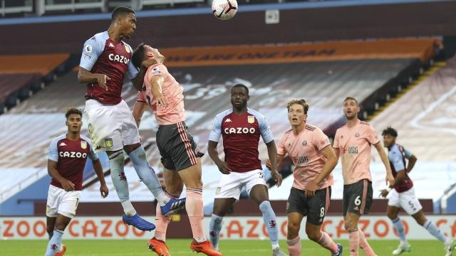 İngiltere Premier Lig 2. Hafta | Aston Villa - Sheffield United (Özet)