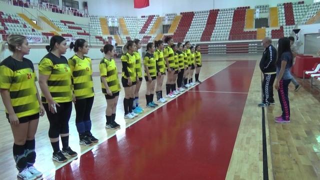 Sivas Belediyespor sezona iddialı hazırlanıyor