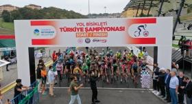 Yol Bisikleti Türkiye Şampiyonası tamamlandı