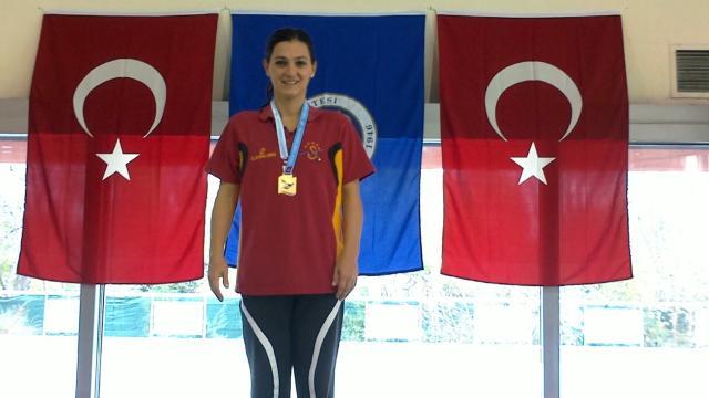 Milli Yüzücü Dilek Gerez, TRT Spor'a konuştu