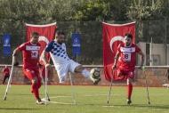 Ampute Futbol Türkiye Kupası heyecanı sürüyor