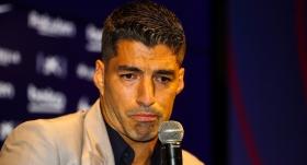 Luis Suarez'den duygusal veda