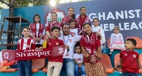 Sivasspor sevgisi binlerce kilometre uzakta yaşatılıyor