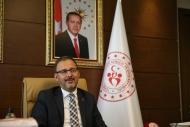 Bakan Kasapoğlu WADA Başkanı Banka ile görüştü