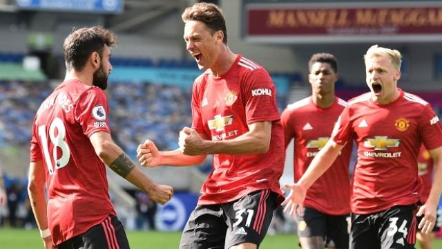 Premier Lig 3. Hafta | Brighton - Manchester United (Özet)