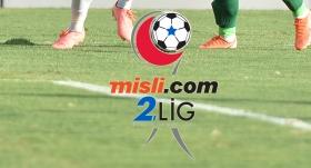 2. Lig'de play-off eşleşmeleri netleşti