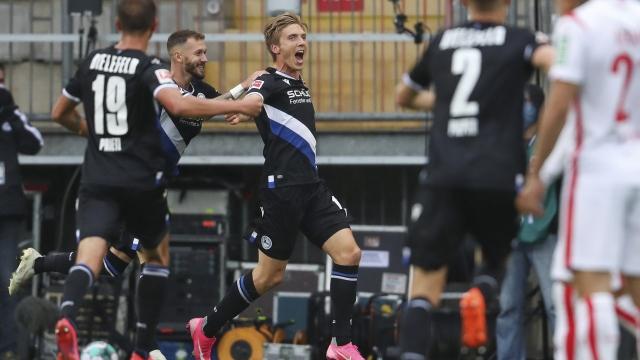 Bundesliga 2. Hafta | Bielefeld - Köln (Özet)
