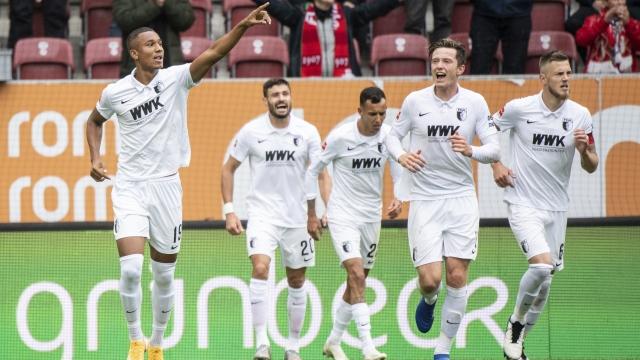 Bundesliga 2. Hafta | Augsburg - Dortmund (Özet)