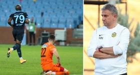 Hamzaoğlu: Kolay gol yiyoruz