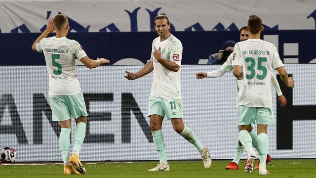 Bundesliga 2. Hafta | Schalke 04- Werder Bremen (Özet)