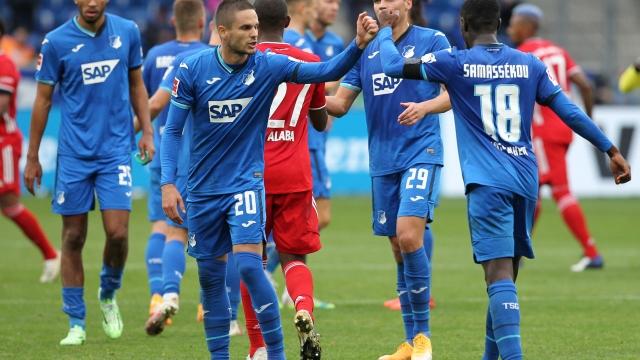 Bundesliga 2.Hafta| Hoffenheim - Bayern Münih (Özet)