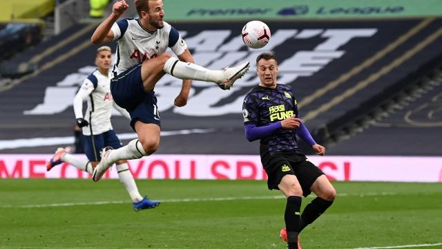 Premier Lig 3. Hafta - Tottenham - Newcastle  (Özet)