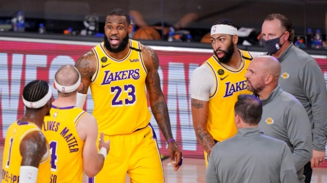 Lebron Lakers'ı finale taşıdı