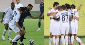 Tuzlaspor, Menemen'i 5 golle geçti
