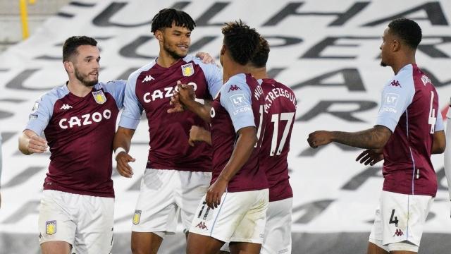 Premier Lig 3. Hafta | Fulham - Aston Villa (özet)