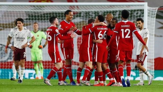 Premier Lig 3. Hafta | Liverpool - Arsenal (özet)
