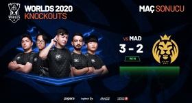 Papara SuperMassive Dünya Şampiyonası Ön Eleme Finali'nde