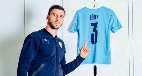 Manchester City Dias'ı açıkladı