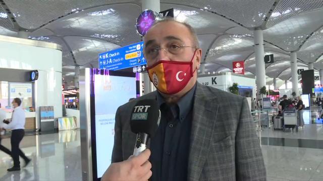 Abdurrahim Albayrak, TRT Spor'a konuştu