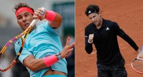 Fransa Açık'ta Nadal ile Thiem 3. turda