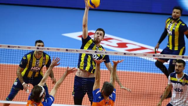 Fenerbahçe HDİ Sigorta İnegöl Belediyesi'ni mağlup etti