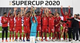 """""""Kupa canavarı"""" Bayern Münih yine işbaşındaydı"""